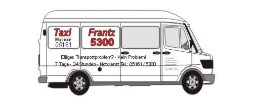 taxi frantz walsrode 05161 5300. Black Bedroom Furniture Sets. Home Design Ideas